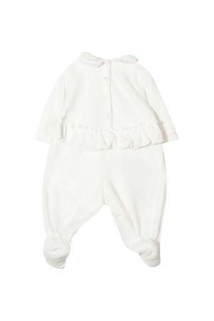 Tutina bianca neonata Monnalisa kids Monnalisa kids | 1491434083 | 356202A160220001