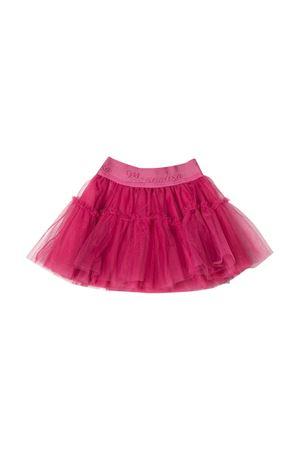 Fuchsia Miniskirt Monnalisa kids  Monnalisa kids   15   376GON69450094