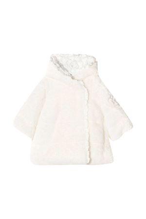 Cappottino bianco neonata Monnalisa Monnalisa kids | 783955909 | 39610160120001