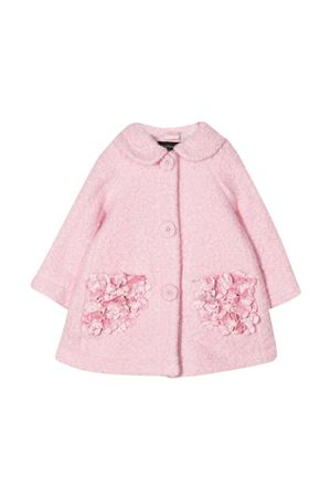 Cappotto rosa neonata Monnalisa Monnalisa kids | 17 | 396106A86005092C