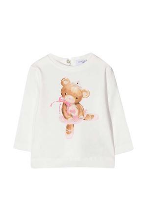 White Monnalisa kids t-shirt  Monnalisa kids | 8 | 396602S960000001