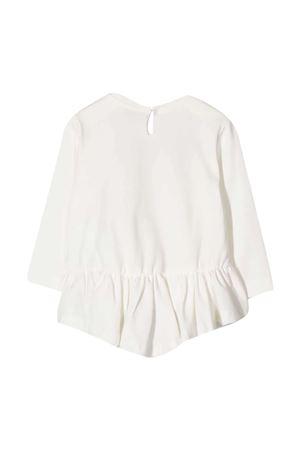 T-shirt bianca neonata Monnalisa Monnalisa kids | 8 | 396606S860000001