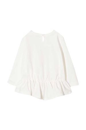 T-shirt bianca neonata Monnalisa Monnalisa kids | 8 | 396616SY60000001