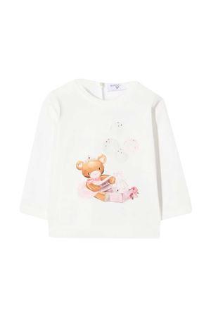 T-shirt bianca neonata Monnalisa Monnalisa kids | 8 | 396627S860000001