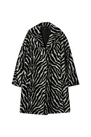 Coat with zebra print Monnalisa teen. Monnalisa kids | 17 | 41610965100250T