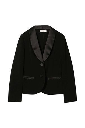 Black smoking jacket teen Monnalisa Kids  Monnalisa kids | 3 | 71611062020050T