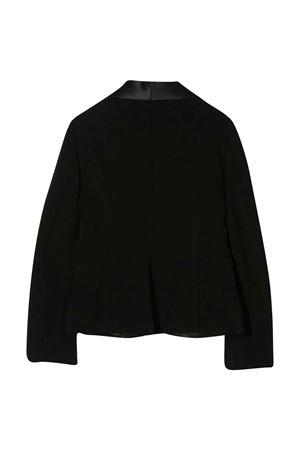 Black smoking jacket Monnalisa Kids  Monnalisa kids | 3 | 71611062020050