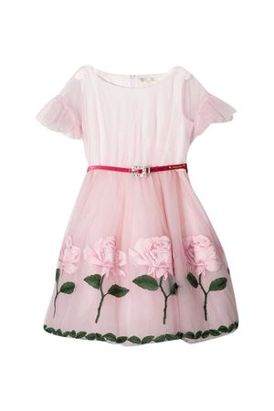Pink dress Monnalisa Monnalisa kids   11   71690666600066