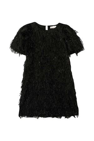 Black dress Monnalisa  Monnalisa kids   11   71691561150050