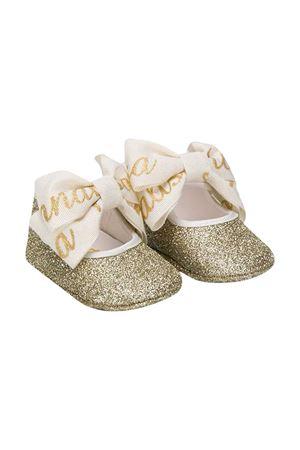 Scarpe neonato oro Monnalisa kids Monnalisa kids | 12 | 73601167800070