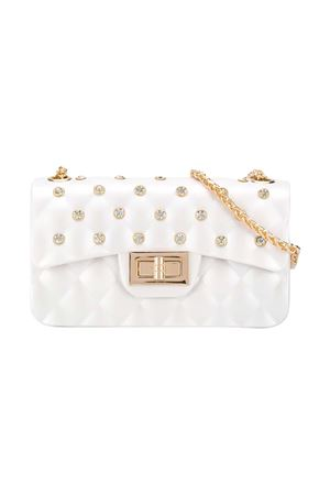 White bag Monnalisa  Monnalisa kids | 31 | 79600260940001