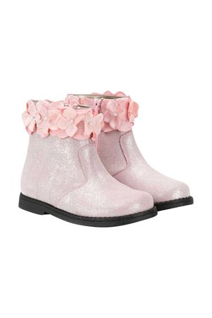 Boots with flower applications Monnalisa kids Monnalisa kids | 12 | 83600667080066