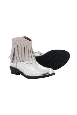 Metallic boots Monnalisa  Monnalisa kids | 12 | 83601567190075