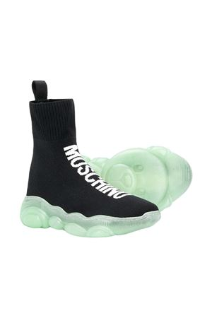 Back socks sneakers Moschino Kids MOSCHINO KIDS | 12 | 65749VAR1