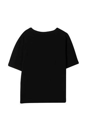 T-shirt nera Moschino Kids MOSCHINO KIDS | 5032307 | H6M029LBA1160100