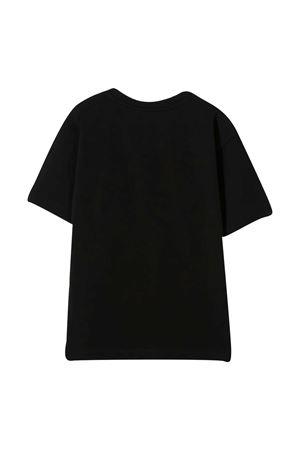 Black t-shirt Moschino Kids  MOSCHINO KIDS   5032307   H7M029LBA1260100