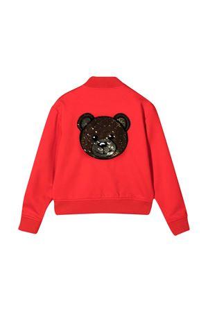 Red bomber jacket Moschino Kids MOSCHINO KIDS | 3 | HAA002LJA0250109