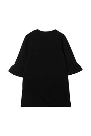 Black dress with toy and logo Moschino kids MOSCHINO KIDS | 11 | HAV081LDA1760100