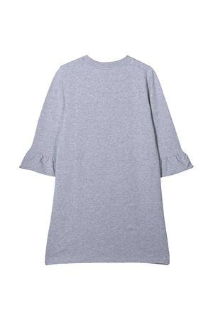Grey dress with toy and logo Moschino kids MOSCHINO KIDS | 11 | HAV081LDA1760901