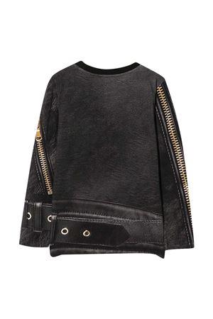 Grey and red layes dress Moschino kids MOSCHINO KIDS | 5032307 | HCO000LBA1160100