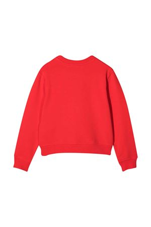 Red sweatshirt Moschino Kids MOSCHINO KIDS   -108764232   HDF02MLDA1650109