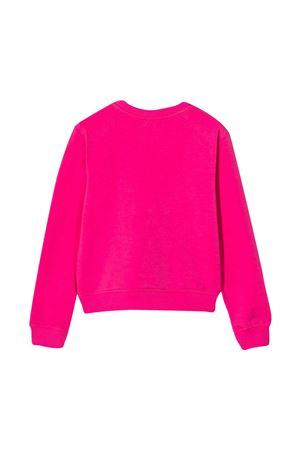 Moschino kids fuchsia sweatshirt  MOSCHINO KIDS | -108764232 | HDF02MLDA1650569