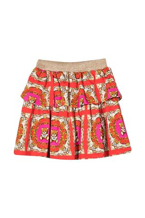 Moschino kids patterned skirt MOSCHINO KIDS | 15 | HDJ01SLCB1183569