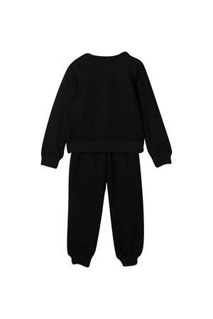 Black sports suit Moschino Kids  MOSCHINO KIDS | 42 | HDK020LJA0260100
