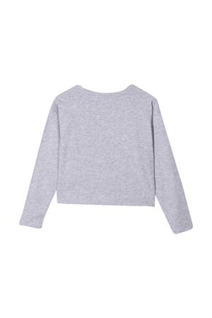 Gray sweatshirt Moschino Kids  MOSCHINO KIDS | 8 | HDO004LBA1460901