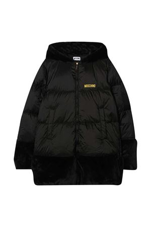 Black down jacket Moschino kids  MOSCHINO KIDS | 3 | HDS02WL3A2260100