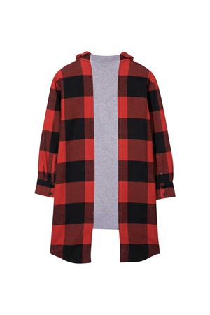 Grey and red layes dress Moschino kids MOSCHINO KIDS | 11 | HDV09VN0Z0680462