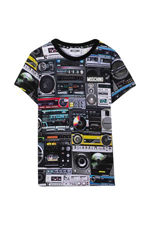 Printed t-shirt teen Moschino kids  MOSCHINO KIDS | 8 | HRM02QLBB4583776T