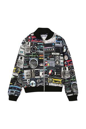 Bomber jacket teen Moschino Kids  MOSCHINO KIDS | 13 | HUF045LCB1283776T