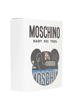 Coppia di t-shirt Moschino Kids MOSCHINO KIDS | 8 | HUK024LBA1284479