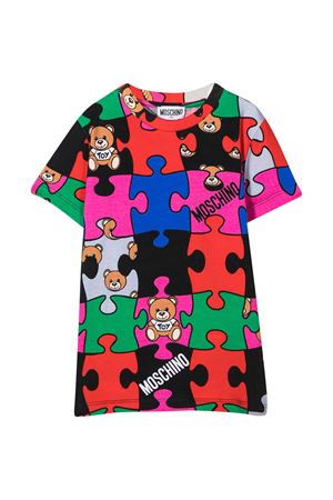 Multicolor t-shirt Moschino kids MOSCHINO KIDS | 8 | HUM02SLBB4080964