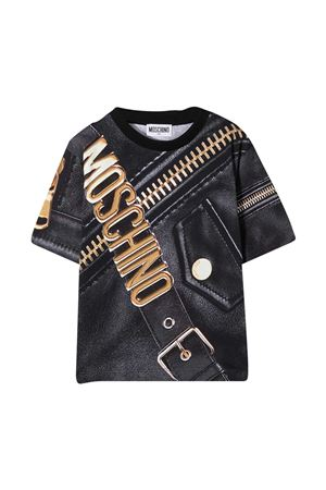Black t-shirt Moschino Kids MOSCHINO KIDS | 5032307 | HUM02TLAA1060100