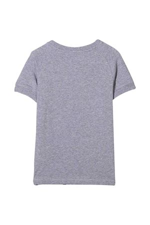 Grey t-shirt with black press Moschino kids MOSCHINO KIDS | 8 | HUM02VLBA2460901