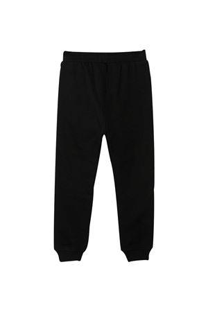 Black joggers Moschino kids  MOSCHINO KIDS   9   HUP03WLCA2060100