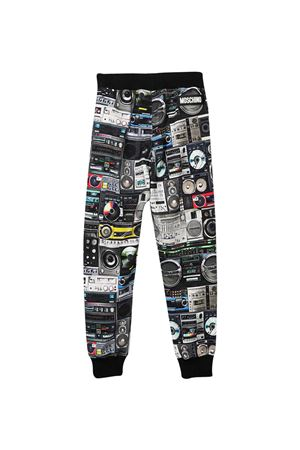 Black leggings Moschino Kids  MOSCHINO KIDS | 9 | HUP045LCB1283776