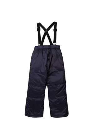 Blue trousers Moschino Kids  MOSCHINO KIDS | 9 | HUP04BL3A2240016