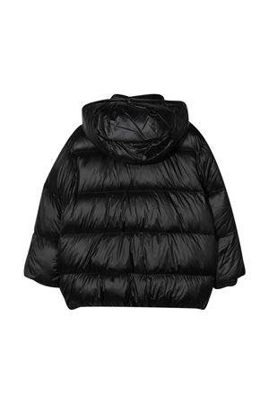 Black down jacket teen Moschino kids MOSCHINO KIDS   3   HUS02GL3A3260100T