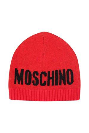 Berretto rosso Moschino Kids MOSCHINO KIDS | 75988881 | HUX017LHE1150109