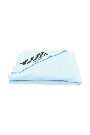 Coperta baby toy azzurra Moschino kids MOSCHINO KIDS | 69164127 | M8B000LDB4680006
