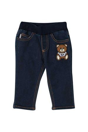 Blue jeans leggings Moschino Kids MOSCHINO KIDS | 9 | MMP032LDE0740016