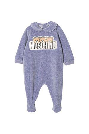 Moschino Kids gray pajamas MOSCHINO KIDS | 1491434083 | MMT01ULGA0760901