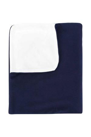 Coperta quadrata blu con stampa toy Moschino kids MOSCHINO KIDS | 69164127 | MNB005LDA1640016