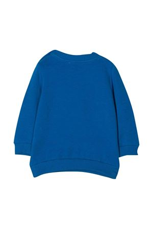 Blue sweatshirt Moschino kids MOSCHINO KIDS | -108764232 | MNF03ELDA1440515