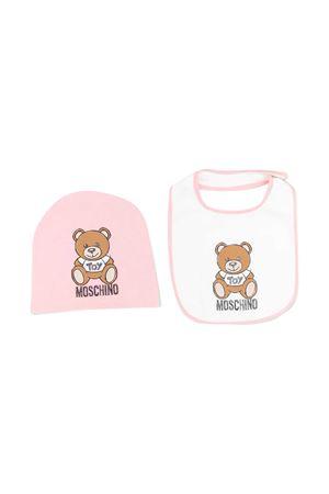 Set neonato rosa Moschino kids MOSCHINO KIDS | 75988882 | MPY00XLDA1450209