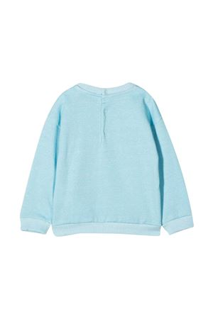 Light blue sweater Moschino Kids MOSCHINO KIDS | -108764232 | MRF02ZLCE0080436