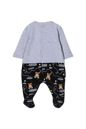 Pigiama grigio Moschino Kids MOSCHINO KIDS | 1491434083 | MUT01PLBB3884502